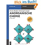 Anorganische Chemie (de Gruyter Studium)