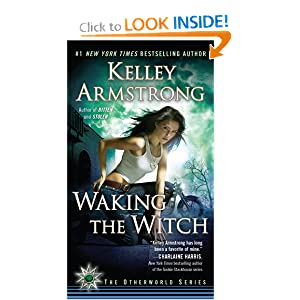 Waking the Witch by Kelley Armstrong MP3 Audiobook (1 cd)