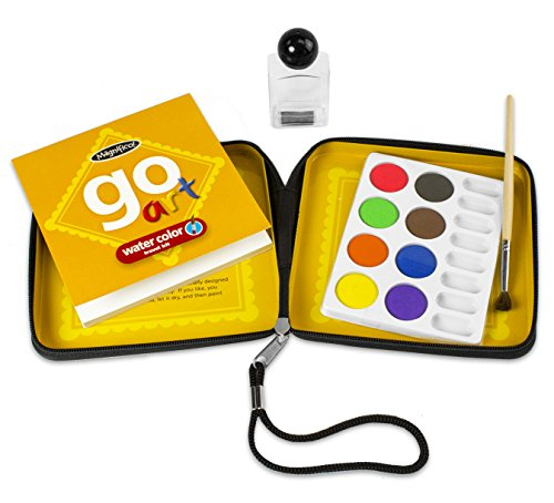 Magnetic Poetry GA6106 Magnifico Go Art Water Color Kit