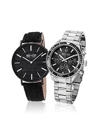 So&Co New York  Set 2 Reloj Man