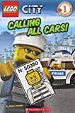 Lego Reader: Lego City Adventures: Calling All Cars!: Level 1