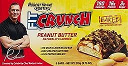Fit Crunch Bars Fit Crunch Bar Peanut Butter - 276 g(6 Bars)