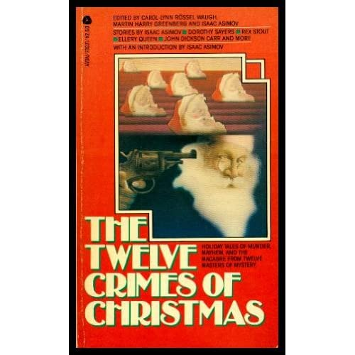The Twelve Crimes of Christmas