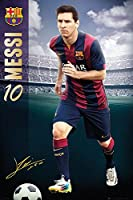 Poster FC Barcelona Lionel Messi (61cm x 91,5cm)