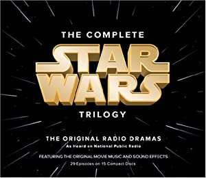 Star Wars: The Complete Trilogy by George Lucas
