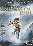 El ladrón del rayo (GRAPHIC NOVEL) (Spanish Edition)