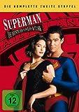 DVD Cover 'Superman - Die Abenteuer von Lois & Clark - Die komplette zweite Staffel [6 DVDs]
