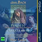 Bach: Psalm 51 from Pergolesi's Stabat Mater BWV 1083, Cantata
