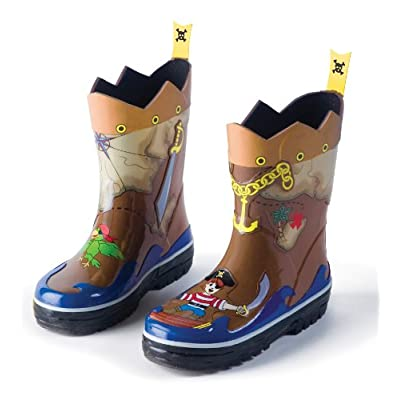 Kidorable Pirate Welly Boots