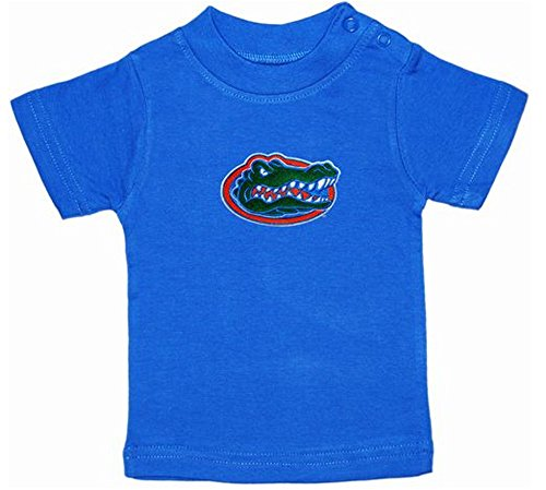 Florida Gators Blue NCAA College Toddler Baby T-Shirt Tee