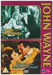 Lady From Louisiana/Flame Of Barbary Coast [DVD]