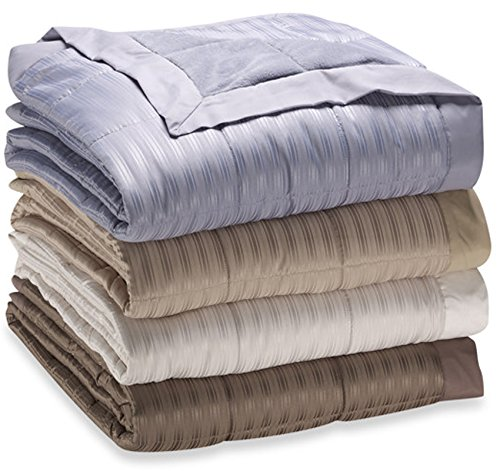 Jbff 250 Thread Count Microfiber Reverse To Fleece Goose