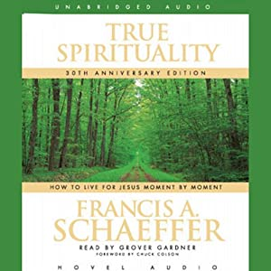 True Spirituality Audiobook