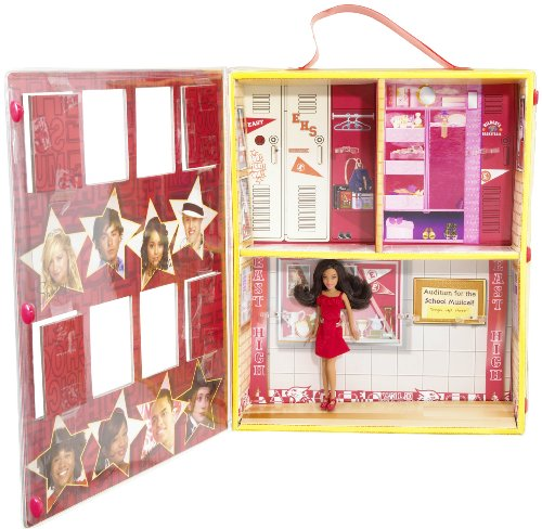 Buy Low Price Mattel High School Musical East High Yearbook Club Playset Figure (B0029LHXKS)