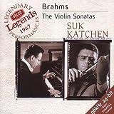 Brahms : Les trois Sonates pour violon et piano