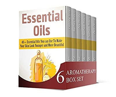 Aromatherapy Box Set: 200+ Aromatherapy Recipes for DIY Beauty, Health & Home Cleaning. Learn How to Reduce Your Weight Using Essential Oils (Aromatherapy ... Essential Oils, Essential Oils books)