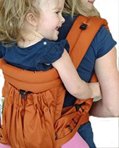Green Earth BabyTrekker - Deluxe 5 Position Carrier