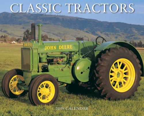 Classic Tractors 2009 Calendar