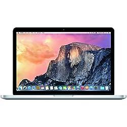 Apple MacBook Pro MF839LL/A 13.3-Inch Laptop with Retina Display (2.7 GHz Intel Core i5 Processor, 8 GB RAM, 128 GB Hard Drive, OS X Yosemite)