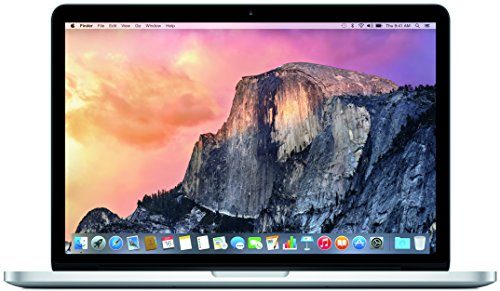 Apple MacBook Pro MF839LL/A 13.3-Inch Laptop with Retina Display (2.7 GHz Intel Core i5 Processor, 8 GB RAM, 128 GB...