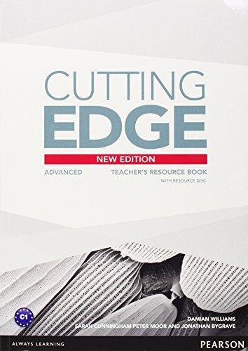 Cutting Edge: Advanced Teacher's Book and Teacher's Resource Disk Pack (New Cutting Edge Advanced compare prices)