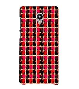 EPICCASE heart blocks Mobile Back Case Cover For Meizu M2 (Designer Case)