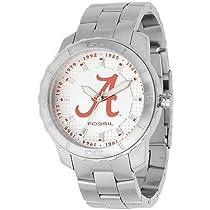 Fossil Alabama Crimson Tide Watch 12 Championships Collectors Li2998