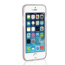 buy Iphone 6S Plus Case, Melson, Aluminum Alloy Precision Hollow With Tpu Soft Cover, Iphone 6S Plus/Iphone 6 Plus (Pink) In Generic Packaging (Various Colors Available In Description Below)