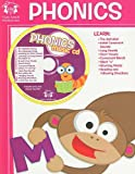 Phonics: Activity Book and Music Cd (Twin Sisters Productions: Growing Minds with Music)