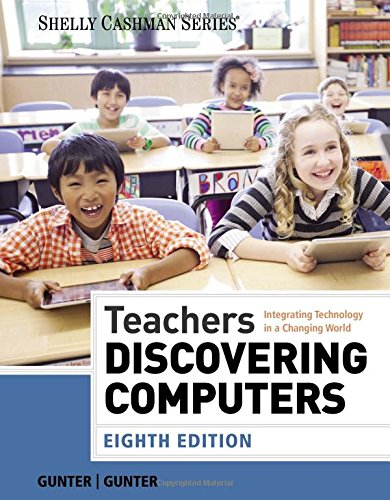 Teachers Discovering Computers: Integrating Technology In A Changing World (Shelly Cashman Series) front-882852