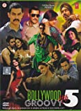 Bollywood Groovy Hits Vol 5 (2013) (New Film Songs Videos / 50 New Bollywood Hits DVD)