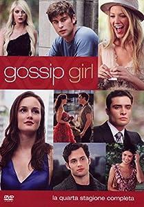 Gossip Girl Stagione 04 5 Dvd Blake Lively