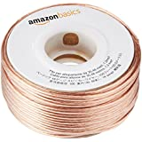 AmazonBasics 16-Gauge Speaker Wire - 100 Feet