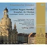 Preludios Corales, Cantatas, Sonata Oboe