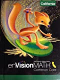 img - for EnVision MATH 2015 CALIFORNIA COMMON CORE STUDENT EDITION (HARDCOVER) book / textbook / text book