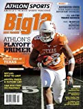 img - for Athlon Sports 2014 College Football Big 12 Preview Magazine- Texas Longhorns Cover book / textbook / text book
