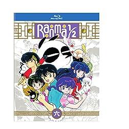 Ranma 1/2 - TV Series Set 6 BD Standard Edition [Blu-ray]