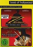 Die Maske des Zorro/die Legende des Zorro [Import allemand]