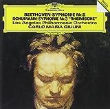 ベートーヴェン:交響曲第5番「運命」/シューマン:交響曲第3番「ライン」