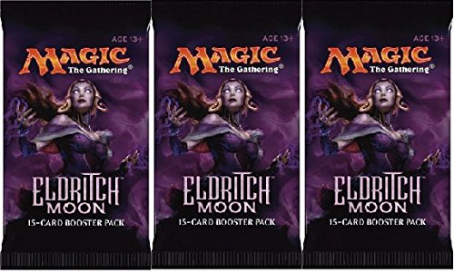 3-Three-Packs-Magic-the-Gathering-MTG-Eldritch-Moon-Booster-Packs