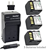 Kastar Battery (3-Pack) and