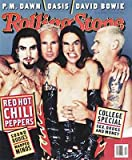 img - for Rolling Stone Magazine, Issue 719, October 1995, Red Hot Chili Peppers Cover book / textbook / text book