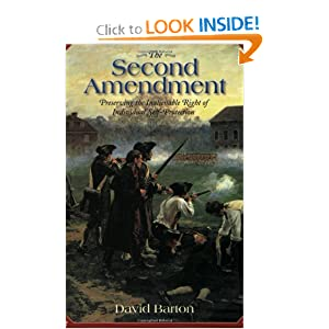 The Second Amendment by David Barton