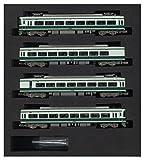 Nゲージ 50541 南海10000系サザン 懐かしの緑色 4両編成セット 動力付き 塗装済完成品