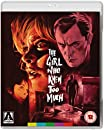 The Girl Who Knew Too Much [Dual Format Blu-ray + DVD]