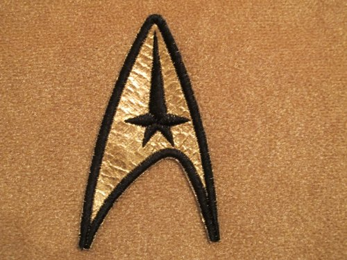 Star Trek TOS 1st and 2nd Season Starfleet Command Patch - 1