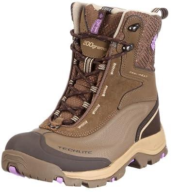 Columbia Sportswear Women's Bugaboot Plus Cold Weather Boot,Cub/ Hyacinth,9.5 M US