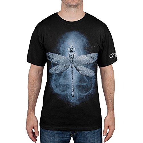 Coheed & Cambria -  Camicia Casual  - Uomo nero Small
