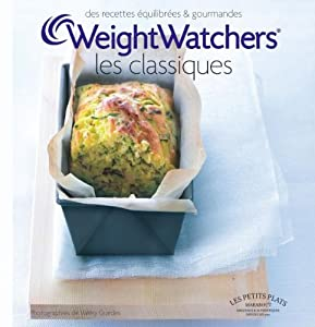 les classiques weight watchers weight watchers livres. Black Bedroom Furniture Sets. Home Design Ideas