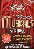 Ultimate Musicals Karaoke [Interactive DVD]